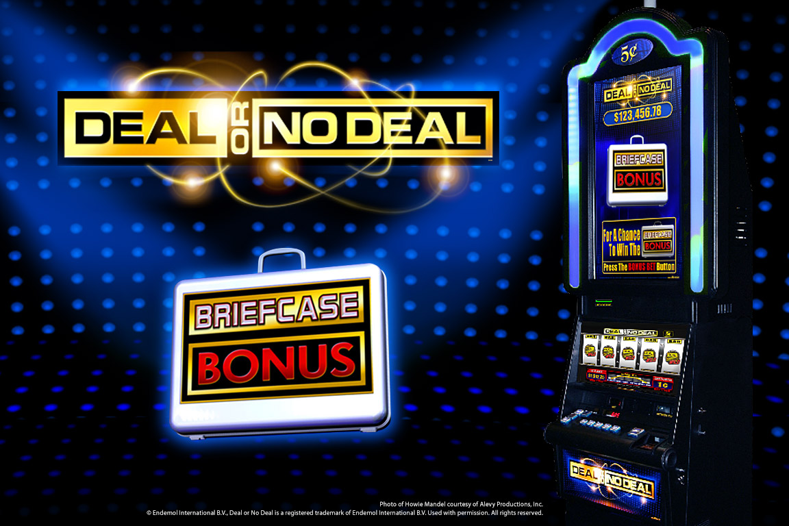 Play Deal or No Deal International online slots at Casino.com