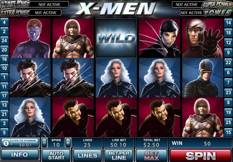 X-Men-Port